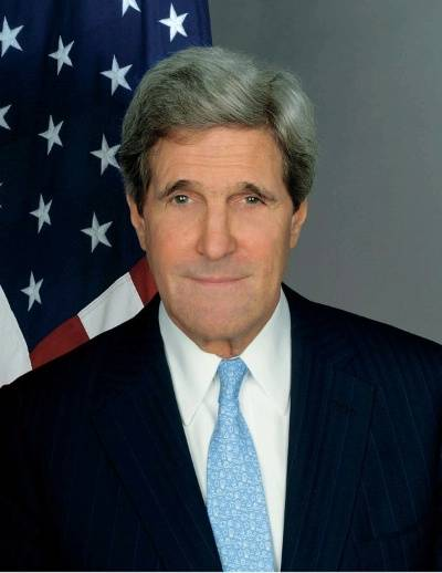 Secretary of State John Kerry (Source: U.S. Department of State).