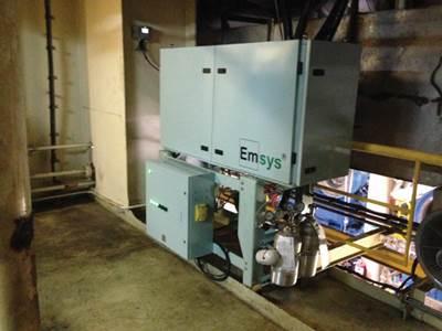 Emsys (Photo: WR Systems)