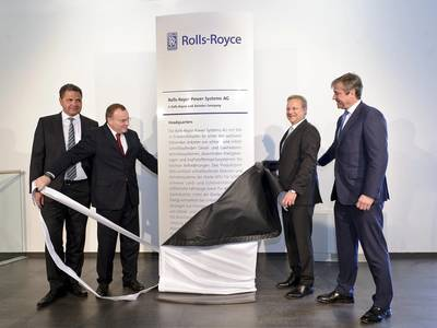 Effective immediately, the former Tognum AG will now operate under the name of Rolls-Royce Power Systems AG.