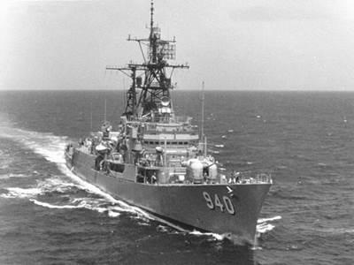 USS Manley (U.S. Navy photo)