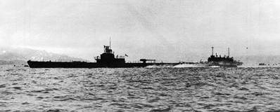 USS Gudgeon (SS-211), photo: U.S. Navy Department Library