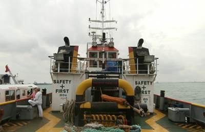 TOS ship delivery GF Humaita