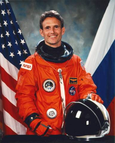 Jerry Lineger (NASA photo)