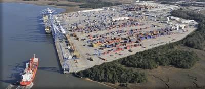 Photo courtesy of SC Ports Authority