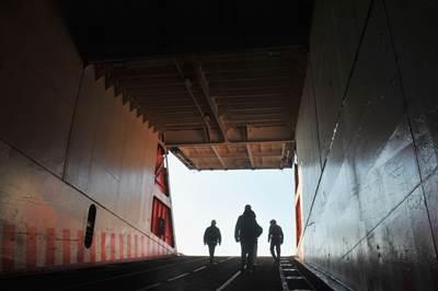 Shipyard: File photo