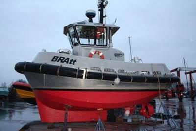 HMS BRAtt (Photo: Harley Marine)