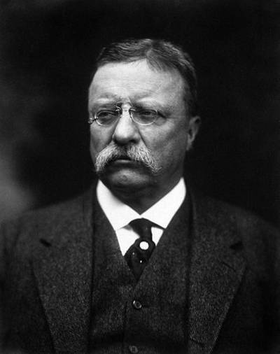 Theodore Roosevelt (photo: United States Library of Congress)