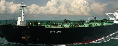 DHT Tankship: Photo courtesy of the owners
