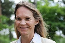 Hege Marie Nordheim, corporate sustainability senior vice president. (Photo: Harald Pettersen)