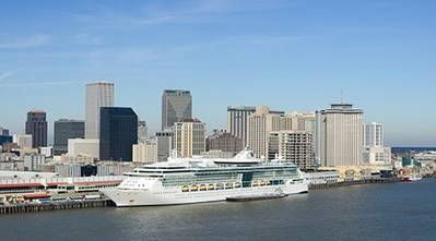 Image credit Port of New Orleans