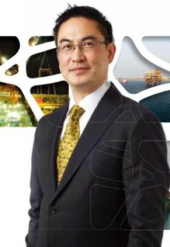 Francis Wong: Photo courtesy of Swiber Holdings