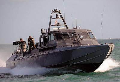 Special Operations Craft: Photo credit Wiki CCL