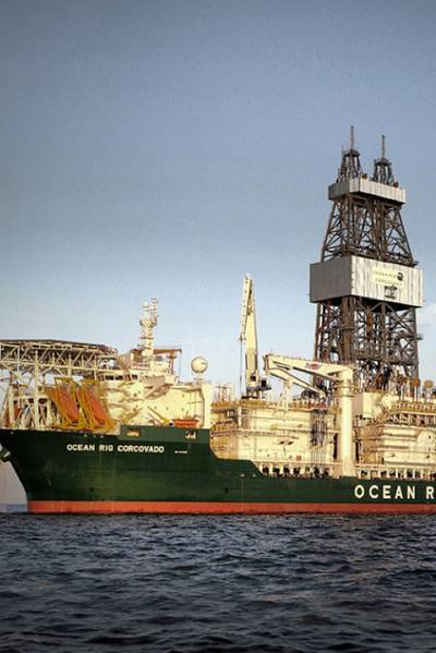 Image courtesy of Ocean Rig