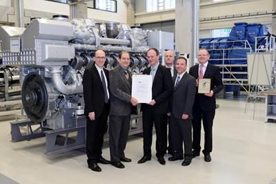 Norbert Veser (MTU), Robert Ballard (ABS), Henner Wolf (MTU), Knut Mueller (MTU), Steven Urwiller (ABS), Dagobert Heß (MTU).