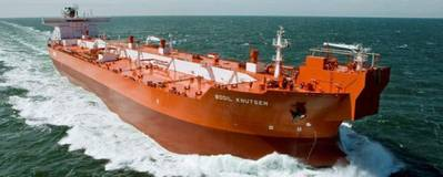 Knot shuttle tankship: Image courtesy of KNOT Offshore Partners