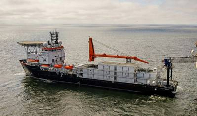 HOS Achiever. Photo courtesy Hornbeck Offshore Services