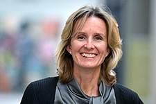 Irene Rummelhoff, senior vice president exploration Norway. (Photo: Harald Pettersen)