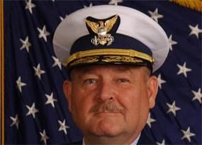 USCG Commandant Thad Allen