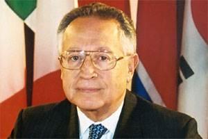 IMO Secretary-General, Efthimios E. Mitropoulos