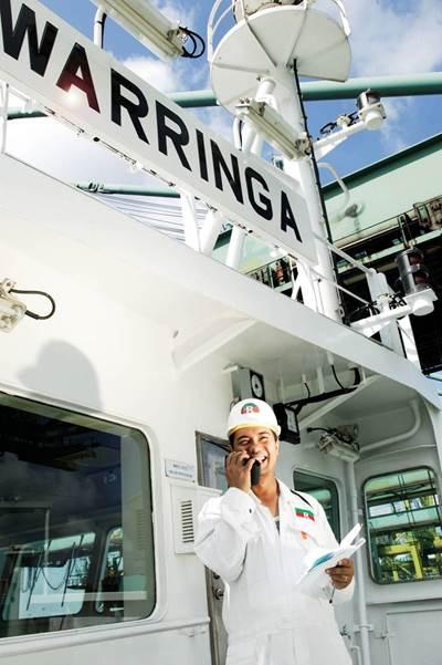 Image courtesy of Rickmers Maritime