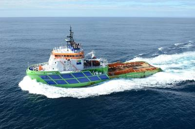 Tug Fairmount Expedition (Photo: Fairmount Marine)
