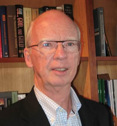 Jim McCaul, IMA