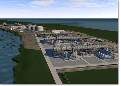 Image: Freeport LNG