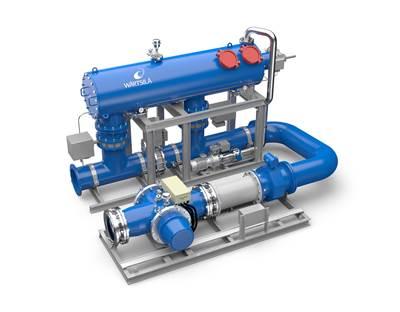 Wärtsilä AQUARIUS READY ballast water management system