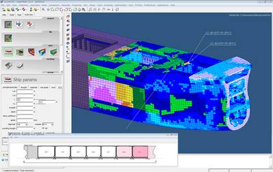 ClassNK releases a new version of its PrimeShip-HULL (HCSR) ship design support software that is fully compliant with the new IACS Common Structural Rules