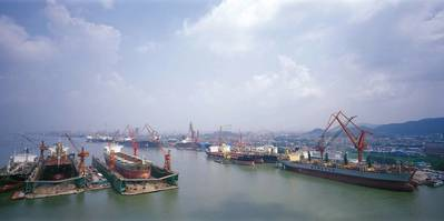 China – Shipyard: File photo CCL
