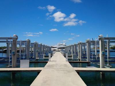 Photo: Golden Boat Lifts