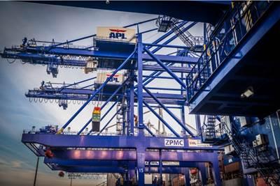 Image courtesy of APL Logistics
