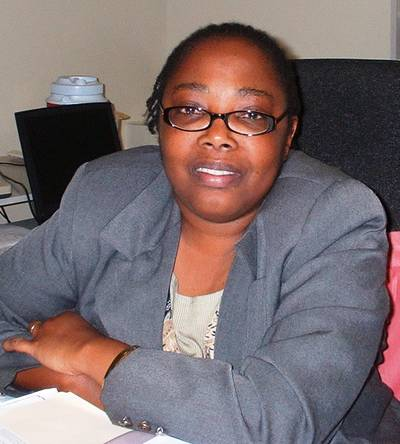 Claudia Grant, Deputy Director General of the Maritime Authority of Jamaica