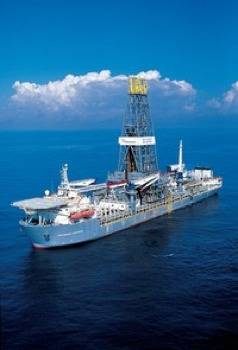 Seadrill vessel: Photo courtesy of the owners