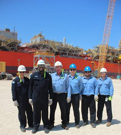 Photo courtesy of BSEE