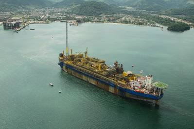 FPSO Cidade de Paraty (Photo: SBM Offshore)