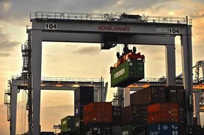 Photo courtesy of Georgia Port