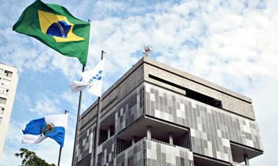 Petrobras headquarters (Photograph: Bloomberg/ Getty)
