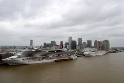Image courtesy of Port of New Orleans