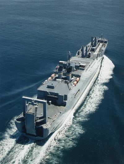 USNS Gilliland: Photo MSC