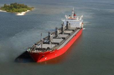 ISC Jones Act vessel: Photo courtesy of ISC