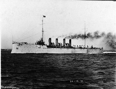 USS Chester (Photo courtesy NavSource)