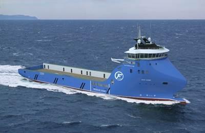 Arctic PSV rendering courtesy of Havyard