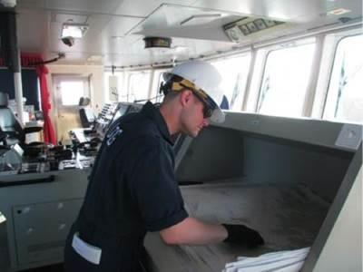 Coast Guard Inspection: USCG photo