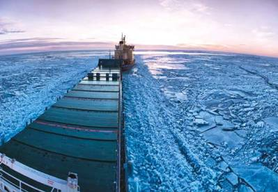 Arctic Tow: File photo