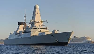 U.K. Royal Navy photo