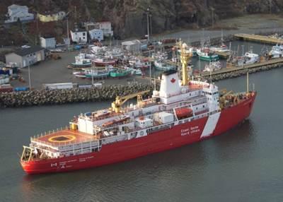 Photo: Canadian Coast Guard