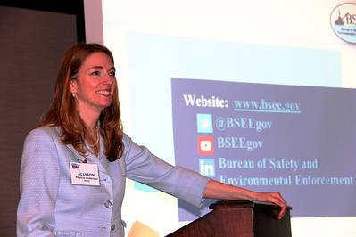 Allyson Anderson (Courtesy BSEE)