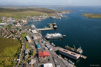 Lerwick Harbor