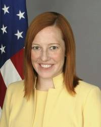 Jen Psaki (courtesy U.S. Department of State)